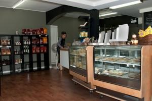 Boulangerie pain et compagnie, intérieur